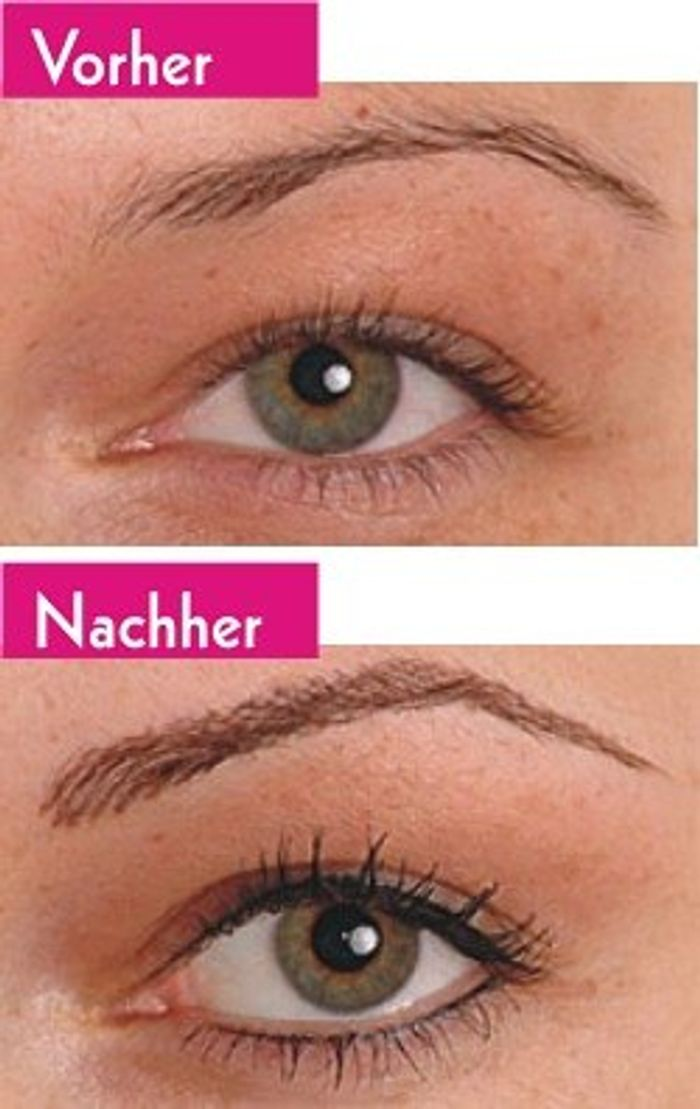 Permanent Make-Up Augen
