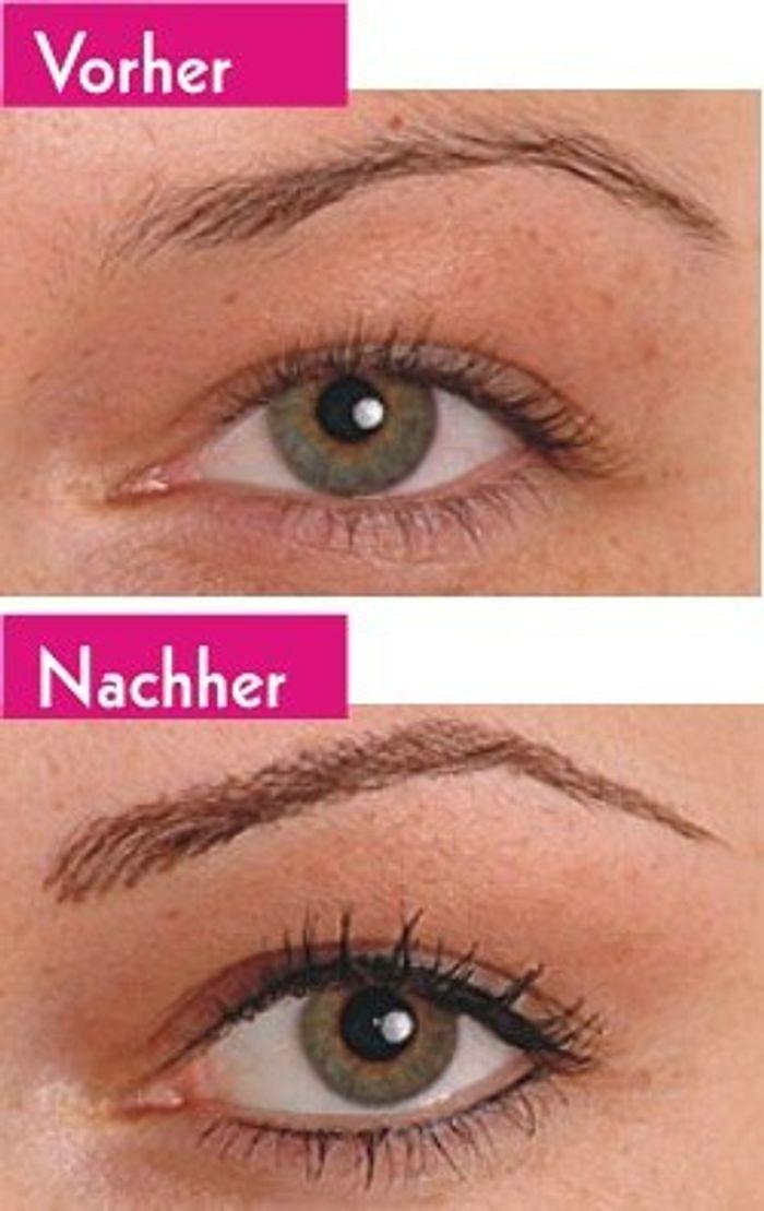 Lidstrich Permanent Zeichnen Permanent Make Up Balingen